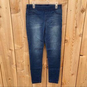Cat & Jack size 14 Jean leggings